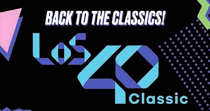 Los40 Classic vervangt M80 in Spanje (audio)