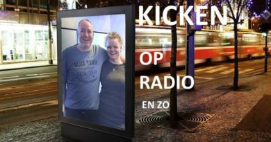 Kicken op radio en zo – 32 (audio)