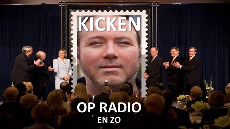 Kicken op radio en zo - 92