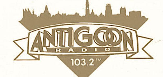 1998: Tien dagen stilte bij Radio Antigoon