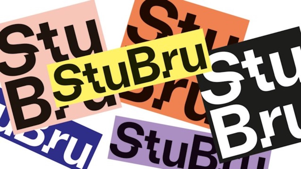 Nieuw logo voor Studio Brussel
