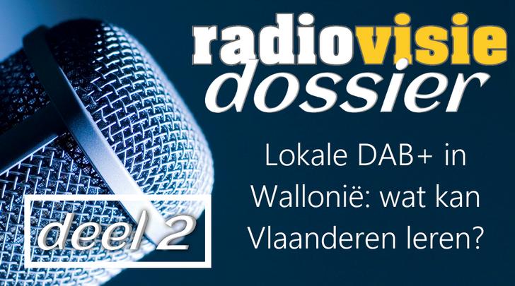 Lokale DAB+ in Wallonië: wat kan Vlaanderen leren? (deel 2)