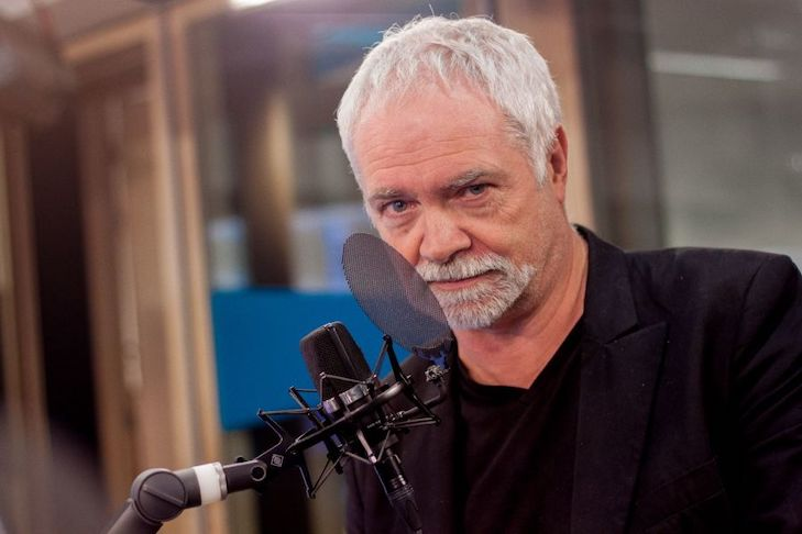 Radio 1: Luc Janssen gaat met pensioen