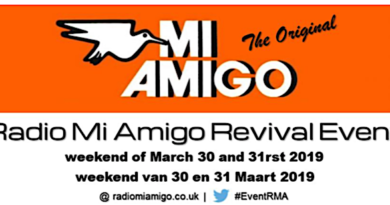 Radio Mi Amigo (langer dan) één weekend terug