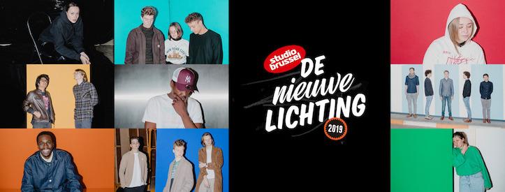 Studio Brussel: De Nieuwe Lichting 2019