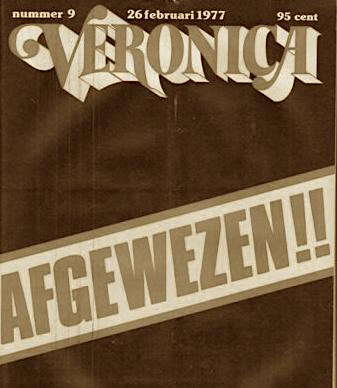 1977: Veronica afgewezen als C-omroep (audio)