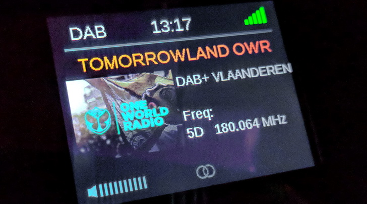 Norkring lanceert DAB+ mux 5A/5D