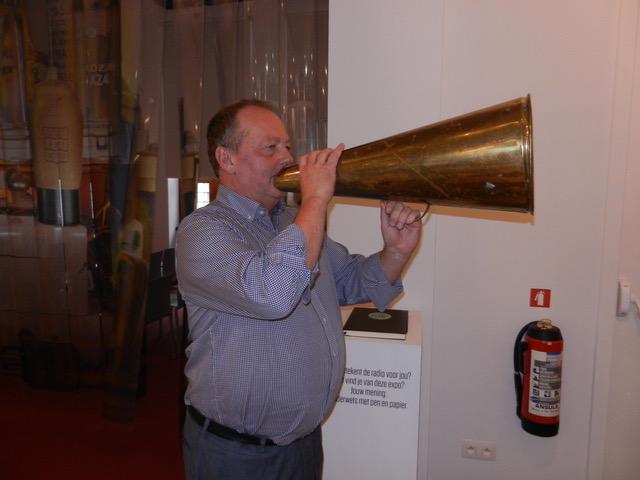 2012: R, het Radiohuis van de VRT opende de deuren