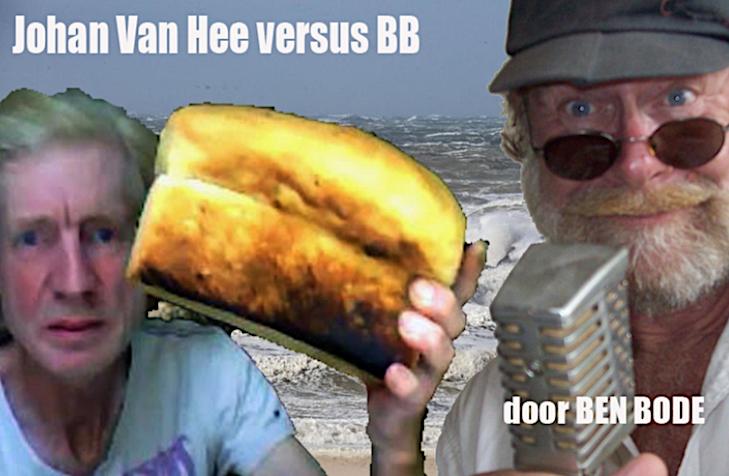 Johan Vanhee versus BB - 1 (audio)
