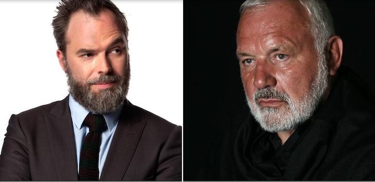 Jean-Marie Dedecker beetje boos op Radio 2