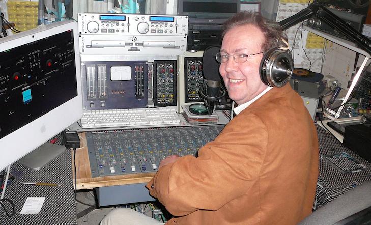 Voorintekening op het Radio Mi Amigo boek