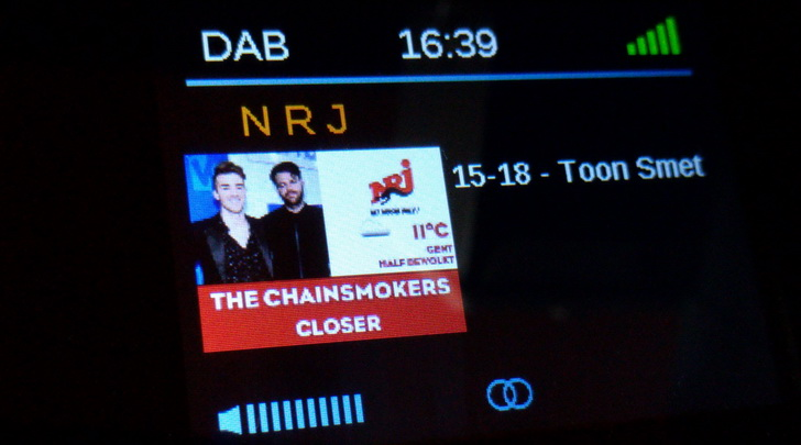 NRJ Vlaanderen nu ook op DAB+