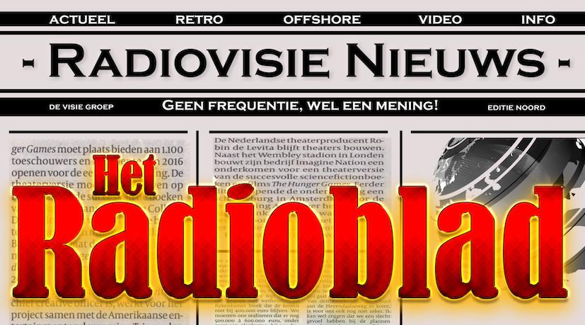 Radioblad 107: Max van Weezel, Ruud de Wild, Paul Severs (audio)