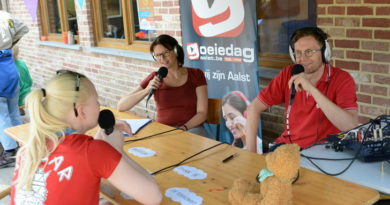Iedereen Radio! toont sociale kant van Aalst