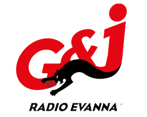 Radio Evanna via NRJ (met Gert en James)