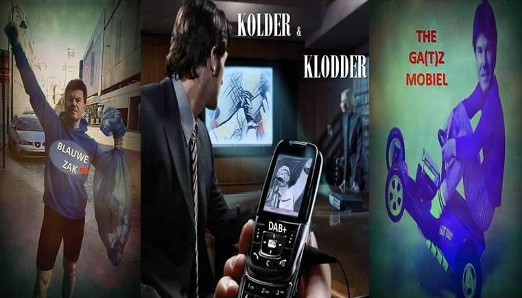 Kolder en Klodder - 72 (video)