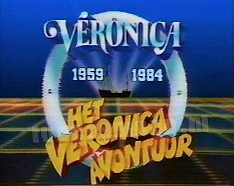 1984-Hilversum 2: 'Het grote Veronica avontuur' (audio)