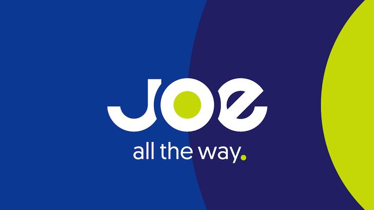 Het nieuwe 'pak' van Joe