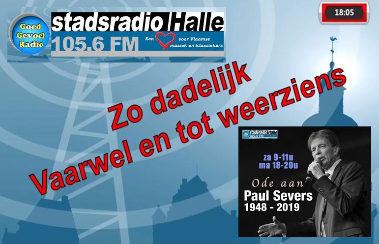 Stadsradio Halle eerde Paul Severs met zoon Christophe