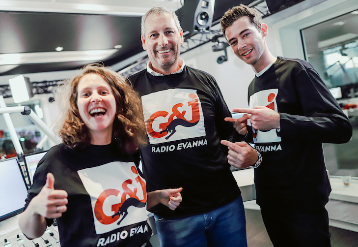 Radioblad 96: Radio Evanna, Joepie, Mi Amigo (audio)