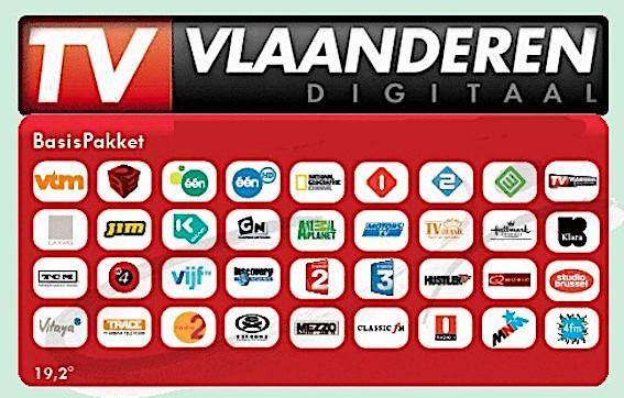 TV Vlaanderen en Canal Digitaal komen in handen van Canal+