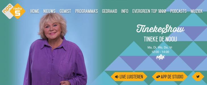 Radioblad 121: Radio Report, Tineke & Sky Radio (video)