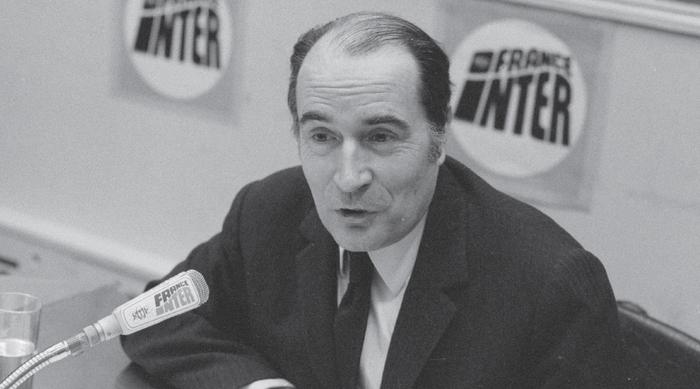 François Mitterrand, de geschiedenis van een radiopiraat