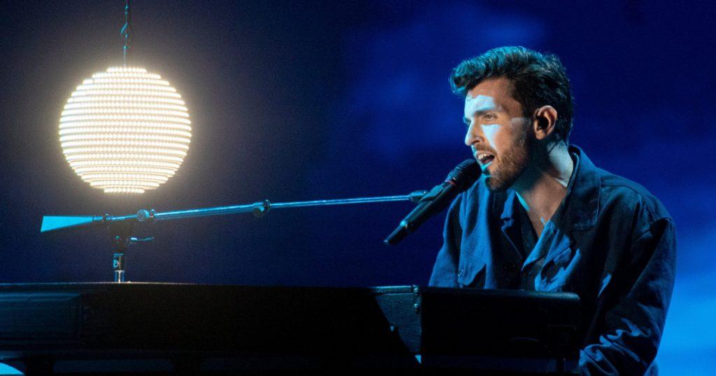 Eurovisiesong-winnaar heeft band met de... Norderney