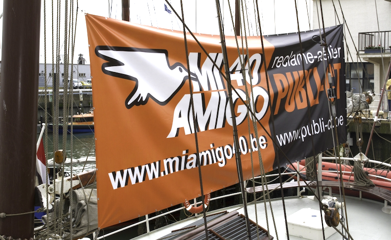 Dit is 'Mi Amigo 40' vanaf de MV Artremis (audio)