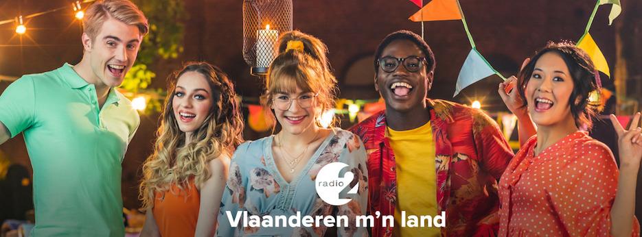 Radio 2: nieuw lied voor Vlaamse feestdag (video)