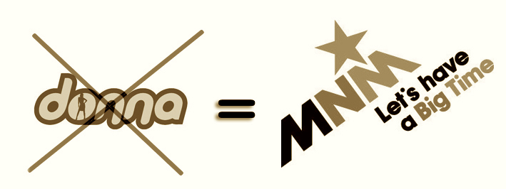 2010: Donna werd MNM voor 365.000 euro