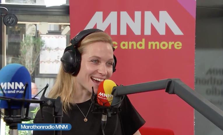 Drie weken 'Marathonradio' vanuit Leuven (video)