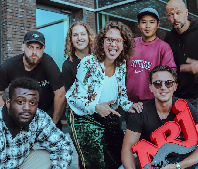 Astro wint de NRJ Open Mic: Hip Hop (video)