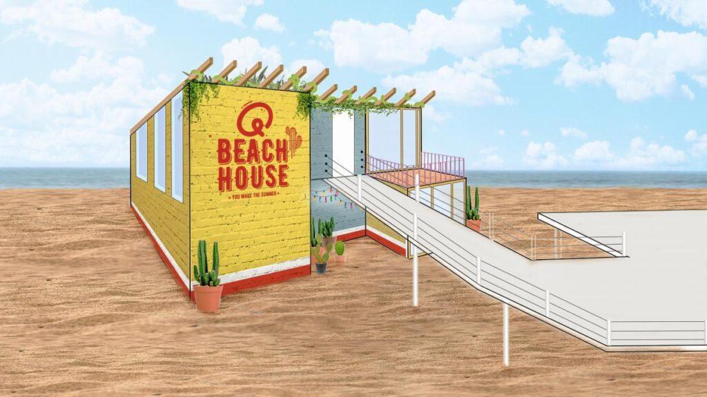 Op zoek naar alternatief voor Q-Beach House