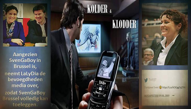 Kolder en Klodder - 85 (video)