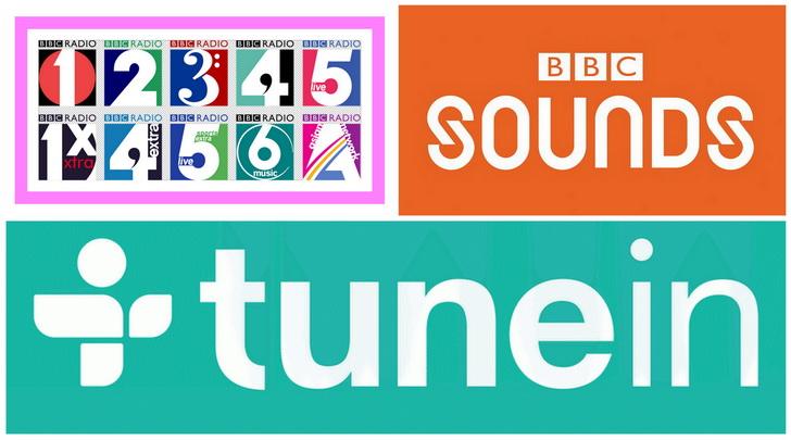UK: BBC schrapt radiostreams in TuneIn (maar niet bij ons)