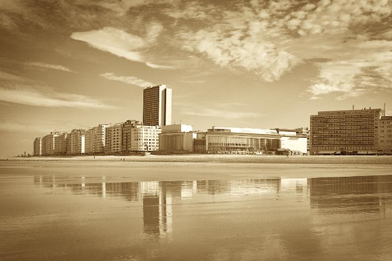 2006: Oostende: Wat na het Europacentrum?