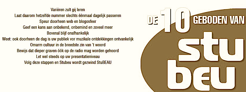 2011: Faceboek-groep is StuBru... beu