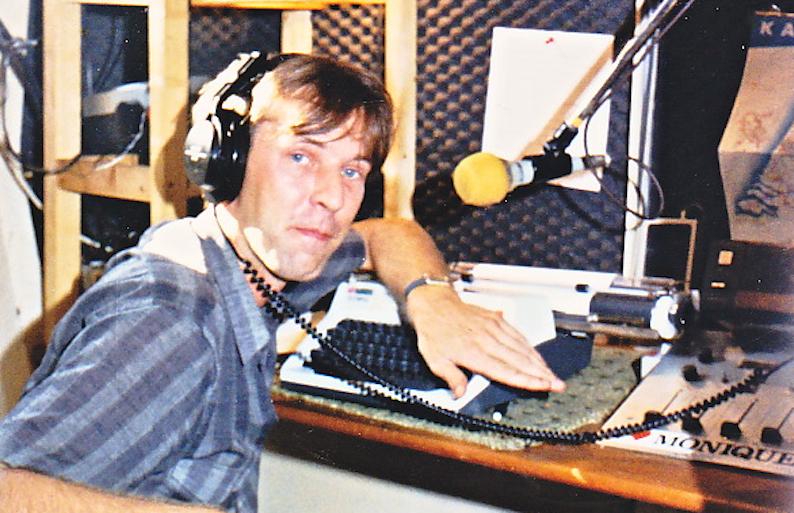 Het is vandaag 20 november... 1993 (audio)