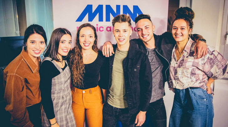 Wie wordt de derde MNM Rising Star?