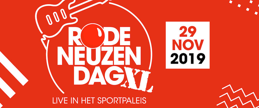 Qmusic strikt Mabel voor Rode Neuzen Dag XL