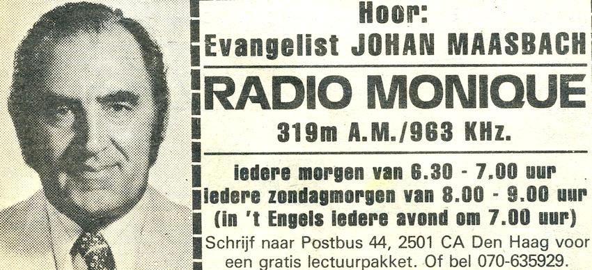 Het is vandaag 20 oktober... 1986 (audio)