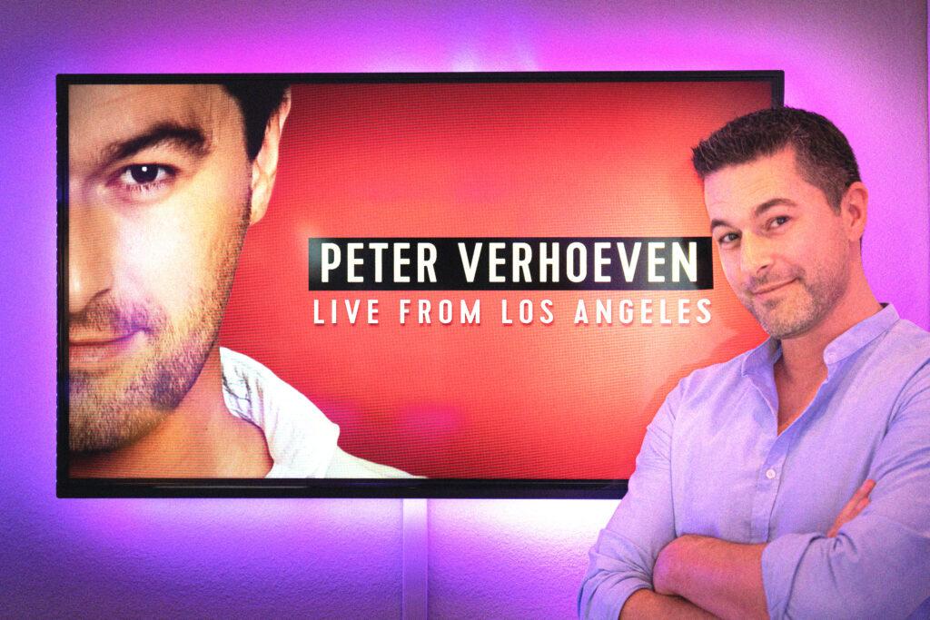 Peter Verhoeven vijf jaar vol vanuit de VS - 1 (video)