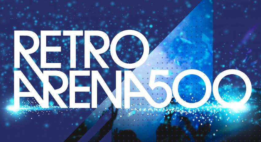 TOPradio: Retro Arena Top 500 zit er op