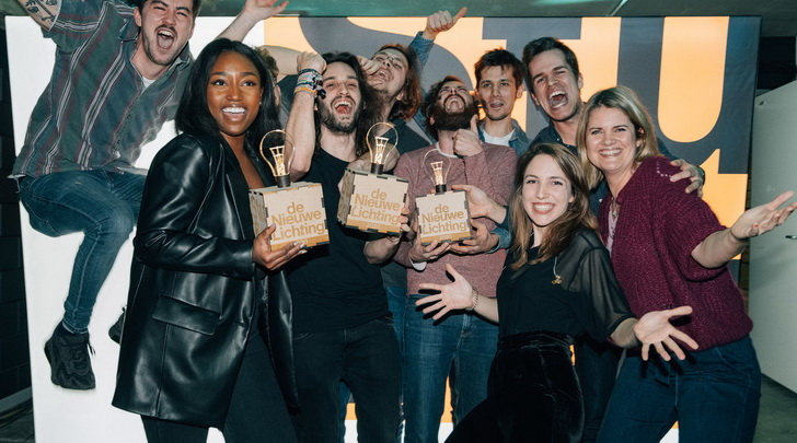 StuBru's Nieuwe Lichting 2020: de winnaars