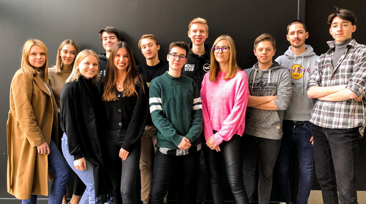Student Late Night: Radiostudenten kamperen bij MNM