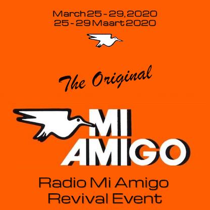 Het 'Radio Mi Amigo Event 2020'