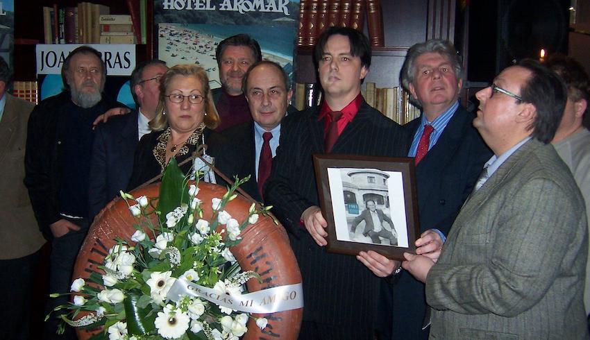 2006: Het karma moeide zich met Sylvain Tack