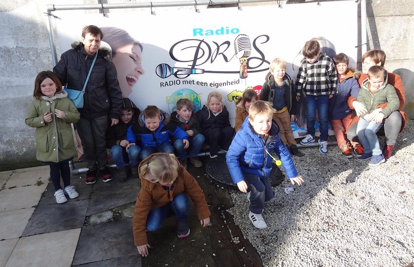 Blad 416: Jingles, kort & young kids in the studio (audio)