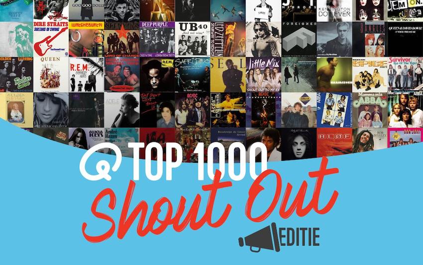 Extra editie van de Q-Top 1000 in Nederland